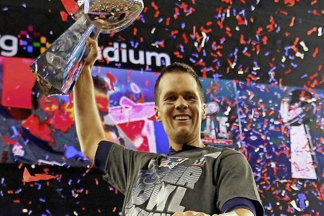 Brady baut sich ein Denkmal für die Ewigkeit