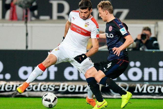 VfB Stuttgart ist neuer Tabellenführer der 2. Bundesliga