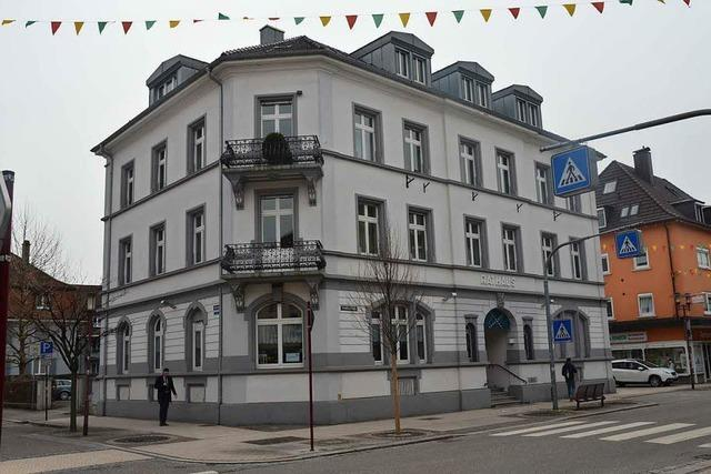 Das Sozialamt zieht ins Haus Gambrinus