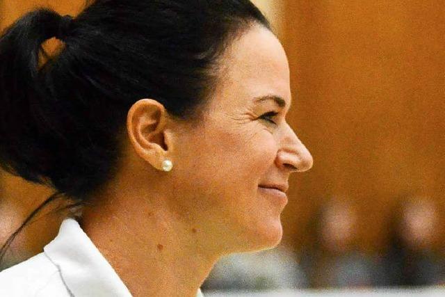 Tanja Scheuer hört beim VC Printus Offenburg auf