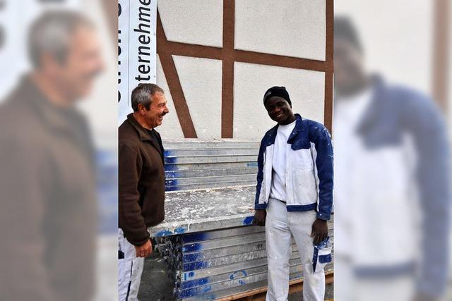 Mamadou Beyai will vorwärtskommen