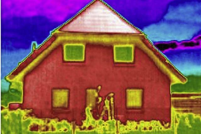 Frost weckt Interesse am Energiesparen