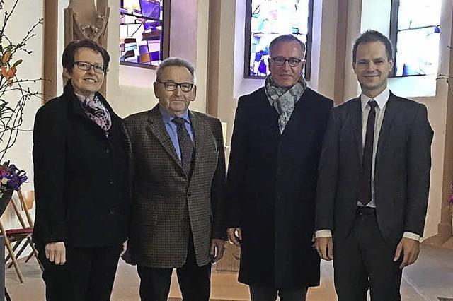 Kirchengemeinde informiert über das 1,14 Millionen Euro teure Gemeindehaus