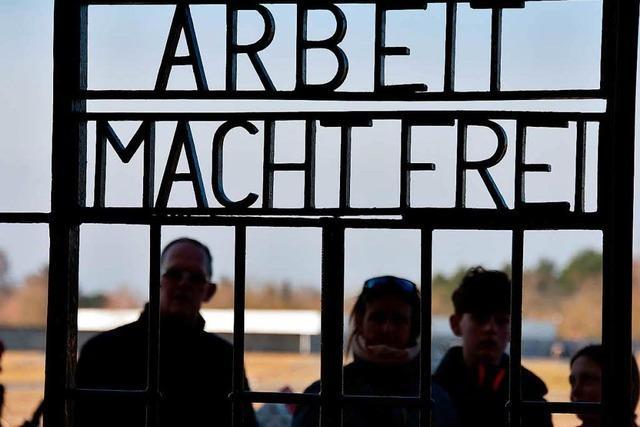 Nazi-Schmiererei an der Wiwilibrücke – Staatsschutz ermittelt