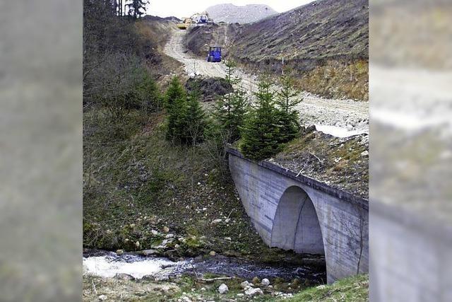 Damm bleibt vorerst noch bestehen