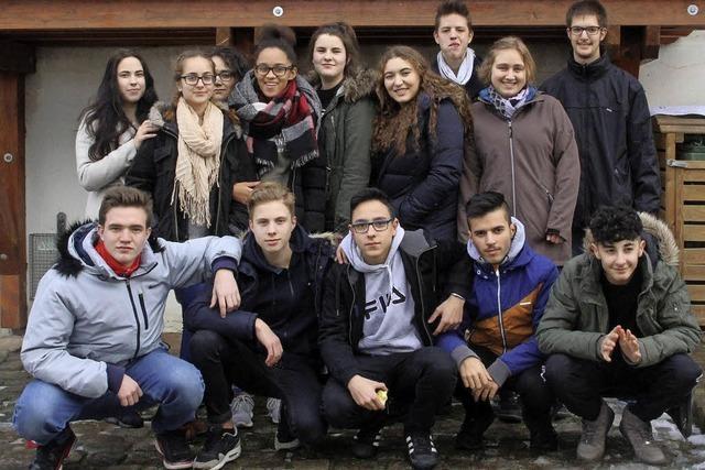 Jugendgemeinderat geht an die Arbeit