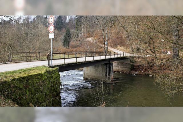 Gemeinde muss neue Brücke zahlen