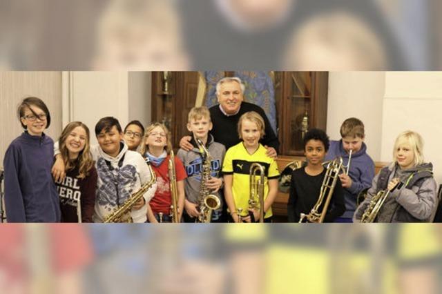 Neuer Wind im Grenzacher Jugendorchester