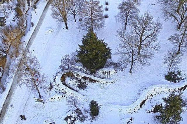 Ein Garten der Bürger
