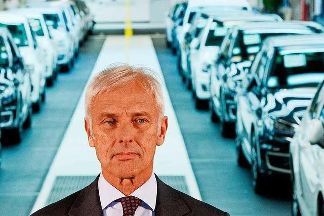 VW will Gehälter seiner Topmanager begrenzen