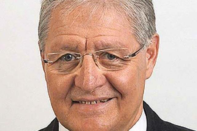 Wolfgang Mayer will eine kritische Bestandsaufnahme