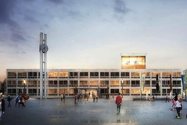 Rathauserweiterung kostet rund 13 Millionen Euro