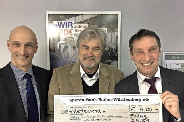Sparda-Bank-Spende