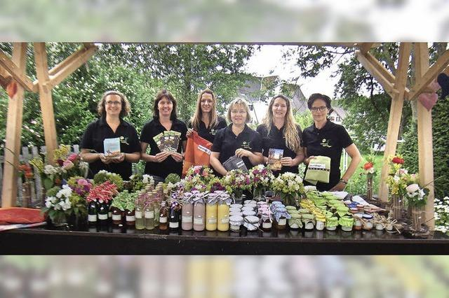 Neue Mitglieder sind bei den Landfrauen Wellendingen willkommen