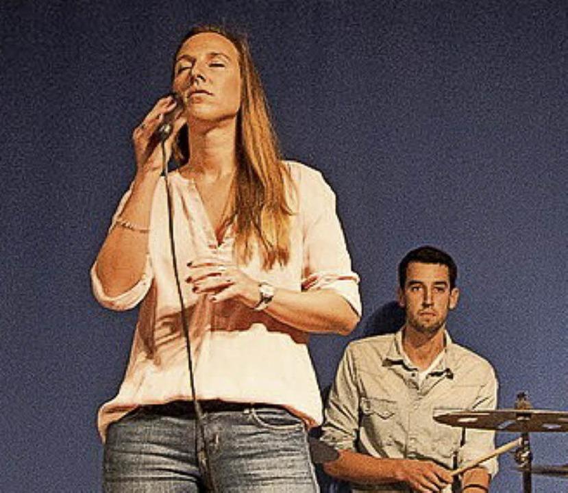 Hat morgen ihren Auftritt: Lena Knobloch   | Foto: Dorfstübli