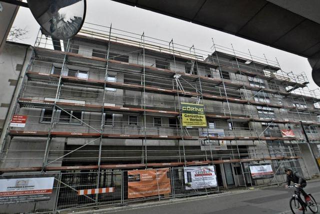 Lörracher Banken: Wohneigentum ist stark nachgefragt