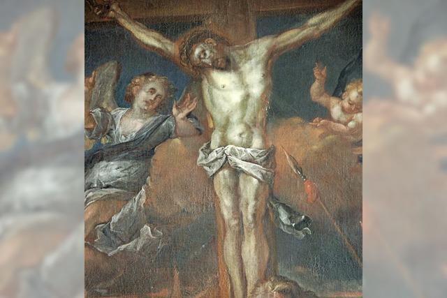 Jesu Leiden im Lichte von Bach und den Evangelisten