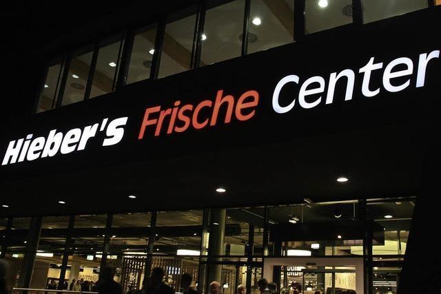 AUCH DAS NOCH: In Galileos Frische-Center
