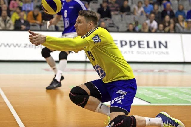 Markus Steuerwald kehrt zum VfB Friedrichshafen zurück