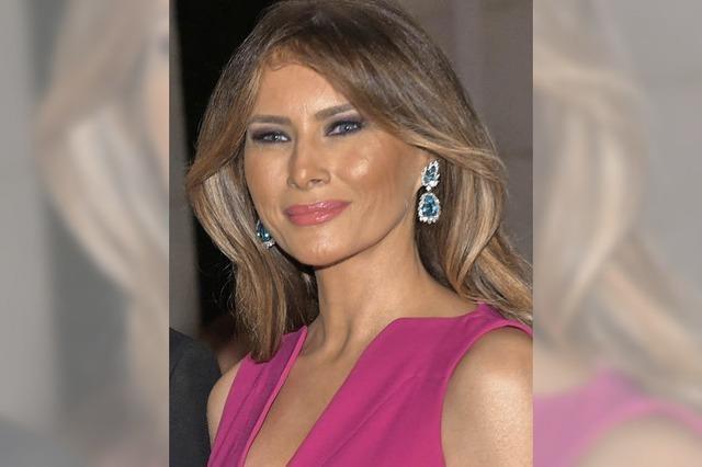 Melania Trump verklagt die Daily Mail - wegen Geschäftsschädigung
