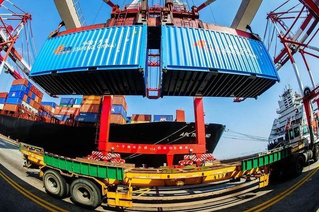 Außenhandel boomt: Neuer Rekord im Export