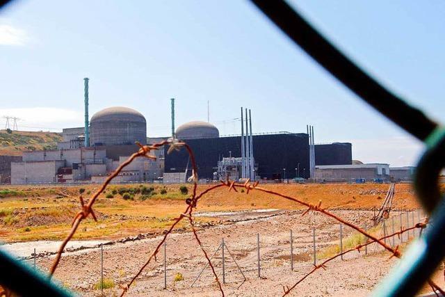 Detonation in Maschinenraum von französischem Atomkraftwerk