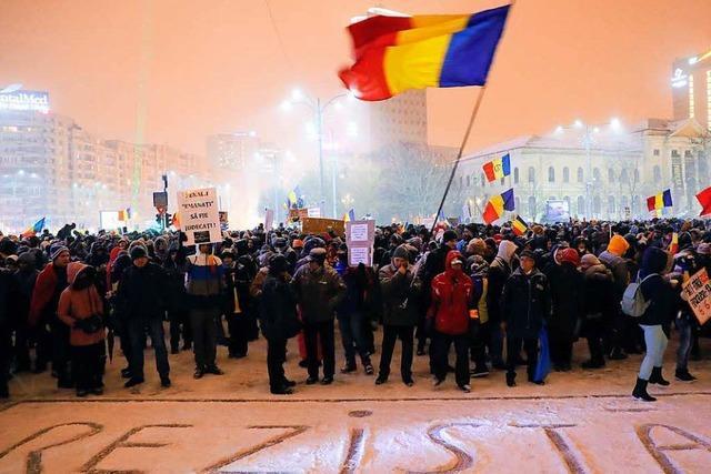 Rumäniens Justizminister tritt nach Protesten zurück