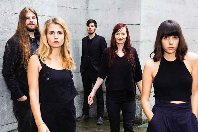 Über Nacht berühmt: Basler Band Serafyn