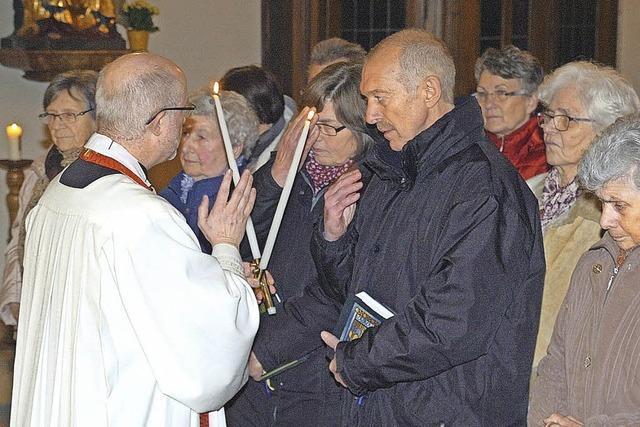 Gemeinde feiert Patrozinium
