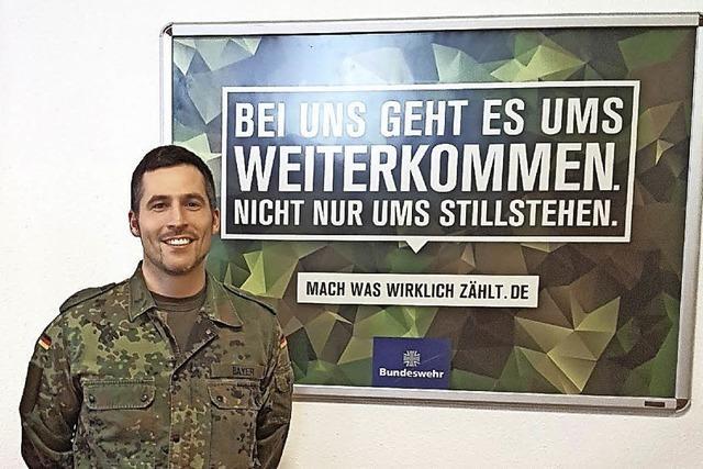 Hier geht's zur Bundeswehr