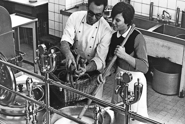 Vor 50 Jahren wurden Betriebspraktika erfunden