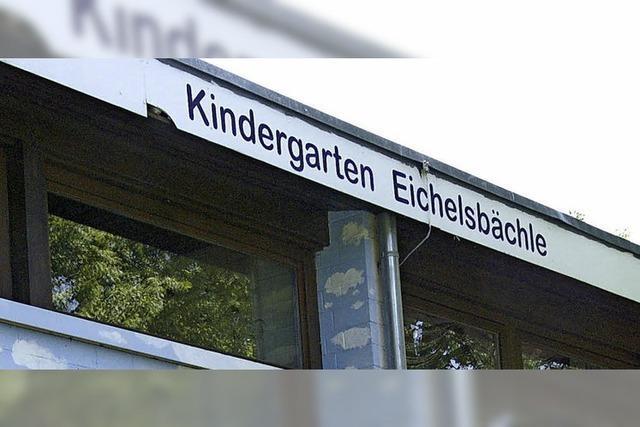 Kindergarten mit Potenzial