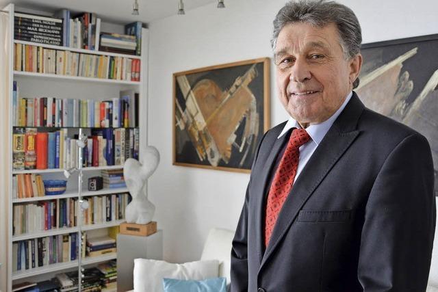 Klaus Denzinger feiert 70. Geburtstag