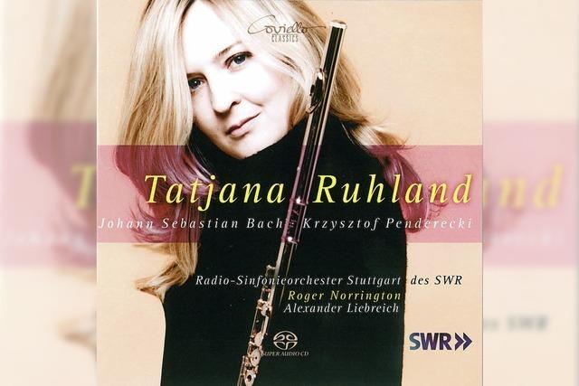 CD: KLASSIK: Bach und die Moderne