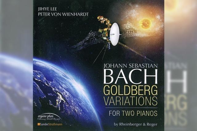 CD: KLASSIK: Bach und die Romantik