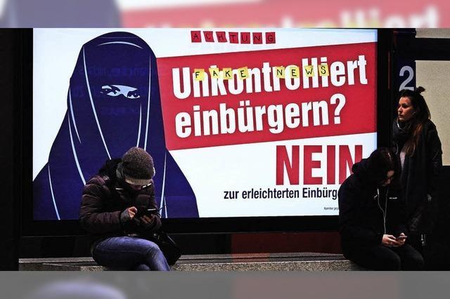 Kommunikationswissenschaftler Frank Brettschneider über die Macht politischer Plakate