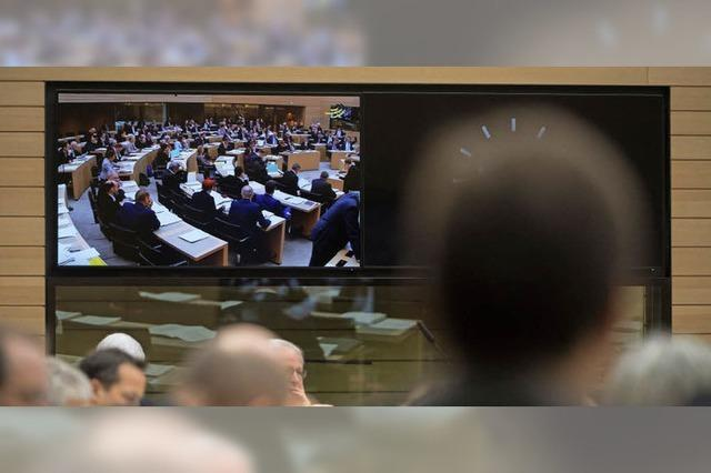 Reform der Reform: Junge Abgeordnete gehen auf die Barrikaden