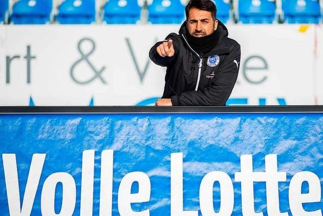 Außenseiter Lotte träumt von Sensation im DFB-Pokal