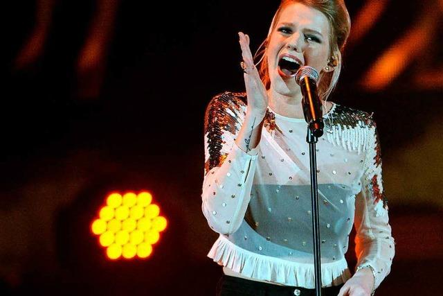 Levina singt für Deutschland beim Eurovision Song Contest