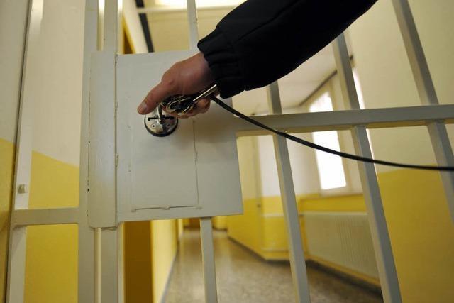So arbeitet ein Lörracher Gefängnisseelsorger