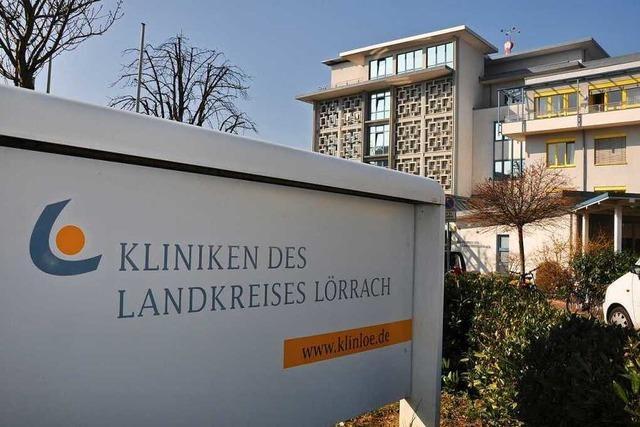 OB Jörg Lutz verteidigt Standort Lörrach