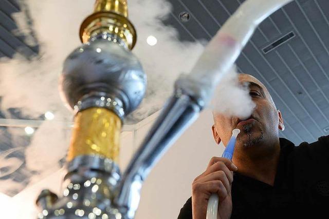 Schreinerei schließt, weil Shisha-Rauch genervt hat