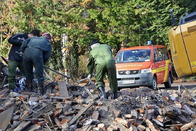 Kripo findet Leiche von vermisstem Mann in Offenburg
