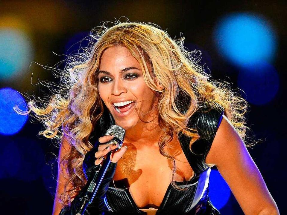 Bye bye, Beyoncé.  | Foto: dpa