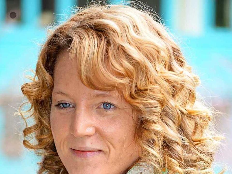 Susanne K. traut sich vor die Kamera.  | Foto: -
