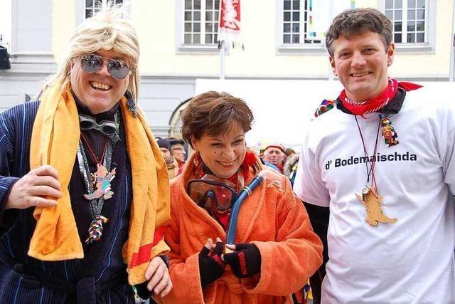 Fotos: Offenburg feiert seinen Narrentag
