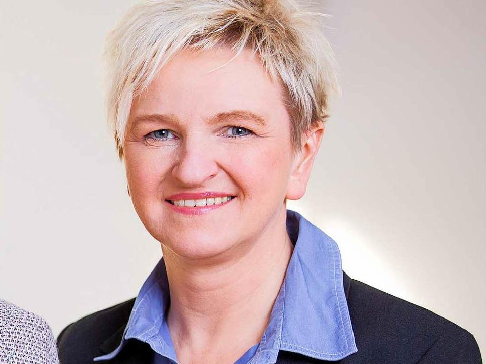 Annette Erhart, die therapeutische Leiterin der Klinik.  | Foto: Lindenhof