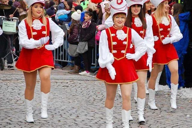 Fotos: Die Offenburger feiern ihren 39. Narrentag Teil II