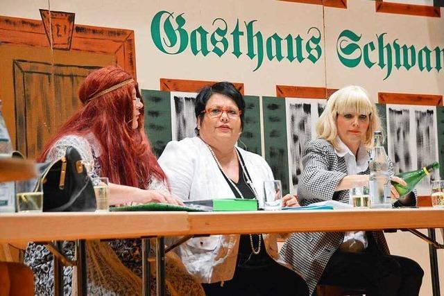 Fotos: Zunftabend in Schwörstadt