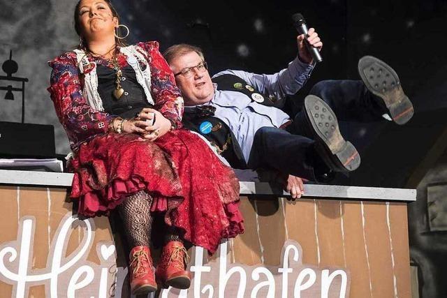 Fotos: Zigeunerball in Neuenburg am Rhein